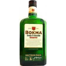 BOKMA Bokma Oude Jenever - Vierkant 1,0 Liter