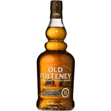 Old Pulteney 25 years