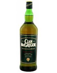 CLAN MAC GREGOR SCOTCH WHISKY LITER