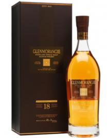 GLENMORANGIE Glenmorangie 18 Years + Gb 0.70 Liter