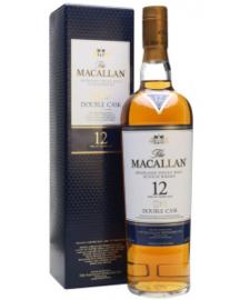 Macallan 12Yrs Double Cask + GB 0.70 Liter