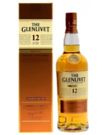 The Glenlivet 12 Years First Fill + Gb 0.70 Liter