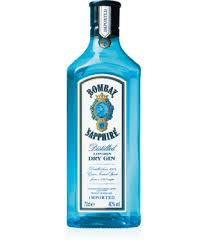 BOMBAY SAPPHIRE Bombay Sapphire 0,70 Liter