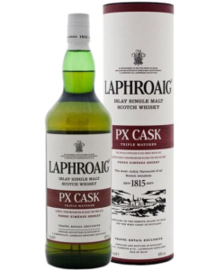 Laphroaig PX Cask + Gb 1.0 Liter