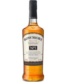 Bowmore No. 1 + Gb 0.70 Liter