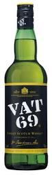 VAT 69 Vat 69 1,0 Liter