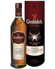 Glenfiddich Malt Master + Gb 0.70 Liter