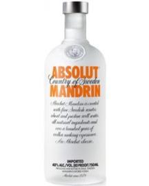ABSOLUT VODKA Absolut Mandarine 0,70 Liter