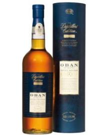 OBAN Oban Distillers Edition Montilla Fino Cask + Gb 0.70 Liter