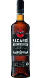 Bacardi Carta Negra liter