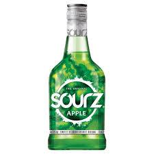 SOURZ Sourz Apple 0.70 Liter