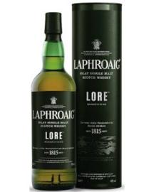 Laphroaig Lore + Gb 0.70 Liter