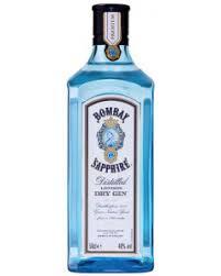 Bombay gin sapphire liter
