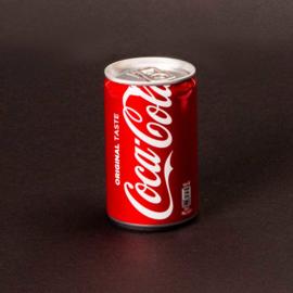 blikje cola klein 150ml