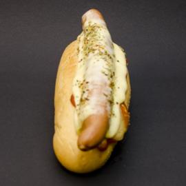 Broodje hotdog*