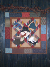 Snow Things Quilt