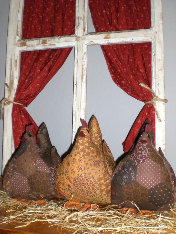 Drie Dames Hen