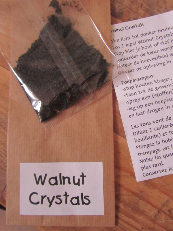Walnut Chrystals