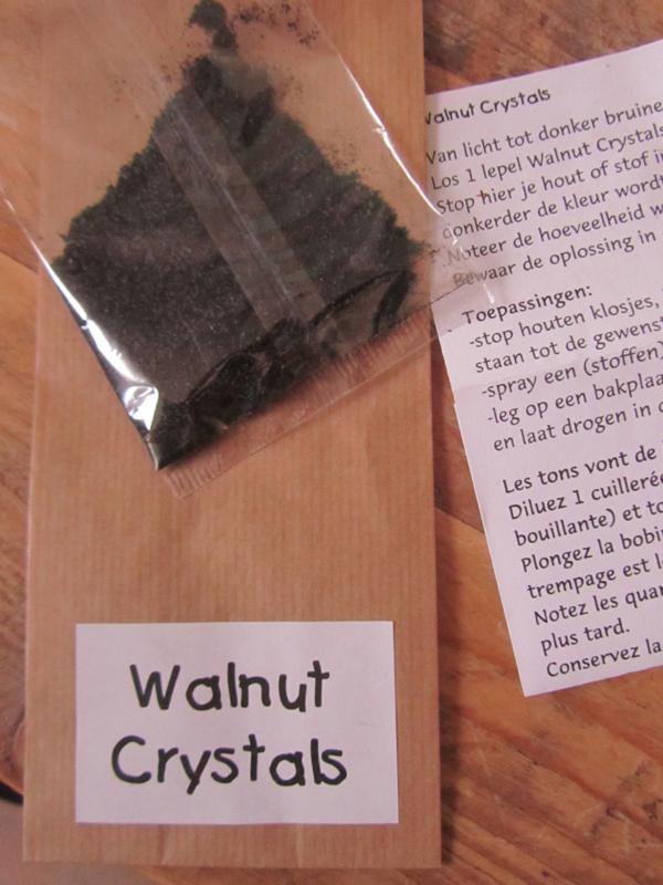 Walnut Chrystals
