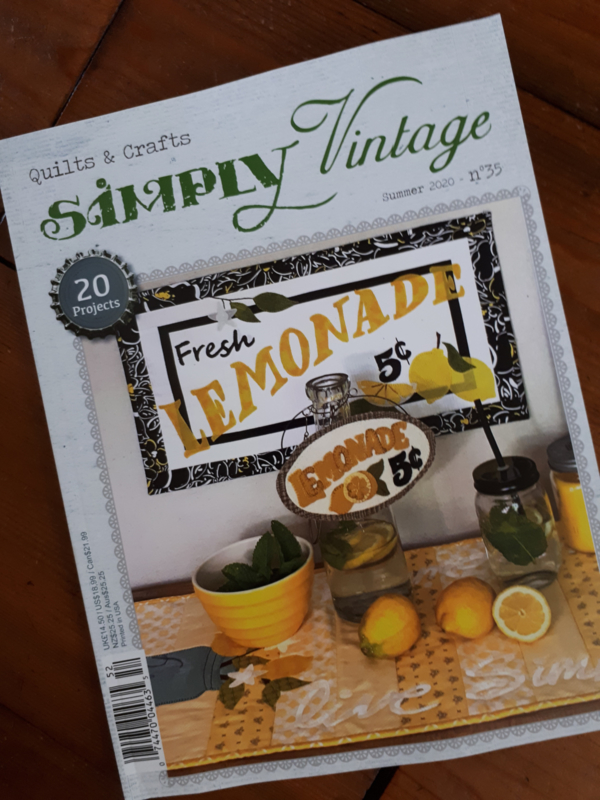 Simply Vintage nr 35