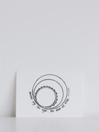 Set ansichtkaarten