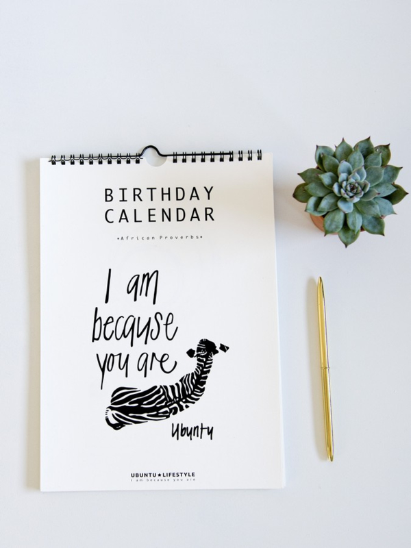 Kalender ringband
