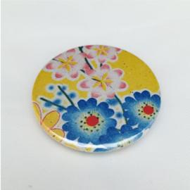 magneet gekleurde bloemen