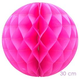 honeycomb roze 30 cm