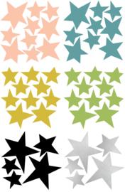 sterren kleur