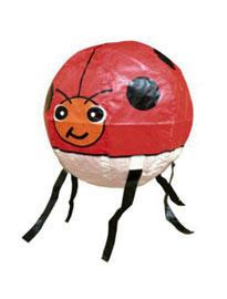 japanese paperballoon - lieveheersbeestje