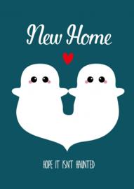New home (postkaart)