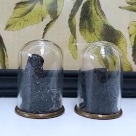 Mineral Dome: Stolpje met Zwart Tourmalijn