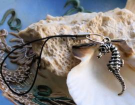 Strap Sleutelhanger/Tas hanger: Zeepaardje
