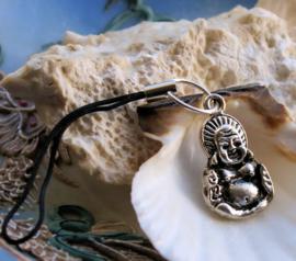 Strap Sleutelhanger/Tas hanger: Boeddha