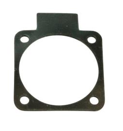 PCE flens pakking rubber 50 x 50 mm zwart