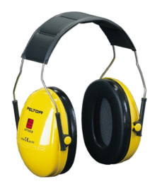 3M Peltor Optime 1 gehoorbeschermer geel type H510A
