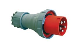 CEE 125A contact materiaal 380V - 400V IP67