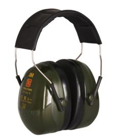 3M Peltor Optime 2 gehoorbeschermer groen type H520A