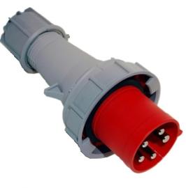CEE 63A stekker 5P 380V - 400V AC IP67