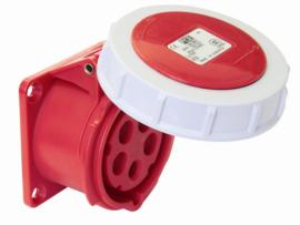 CEE 16A opbouw contactdoos 380V - 400V IP67