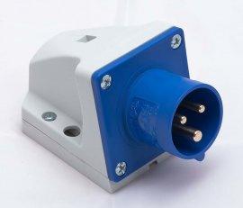 CEE 16A 3-polig opbouw wanddoos stekker 230V