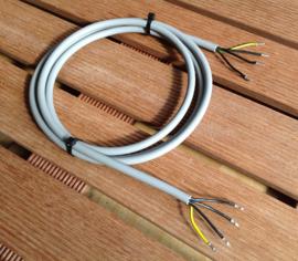 Stuurstroom kabel 2 meter grijs