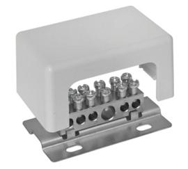 Pollmann aardrail mini met metalen grondplaat