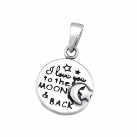 Hanger Love you to the moon