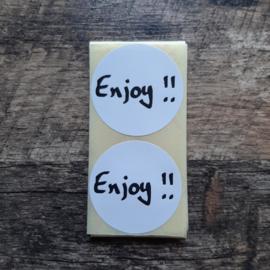 Sticker Enjoy!!