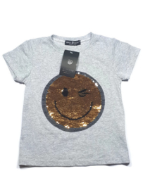 T shirt Smiley