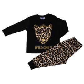 Pyjama Wild Child Black