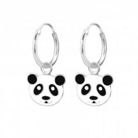 Oorbellen Panda