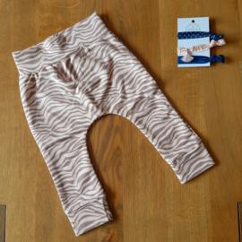Broekje Zebra Roze