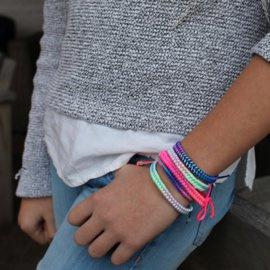 Fluor Armbanden